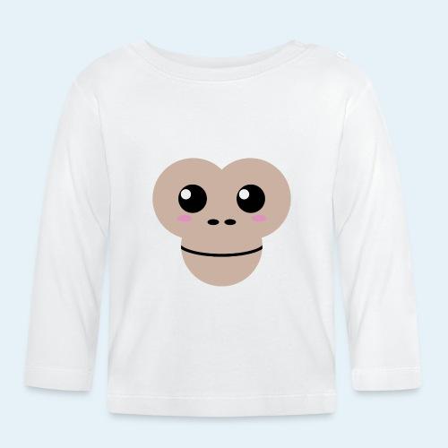 Mono bebé (Cachorros) - Camiseta manga larga bebé