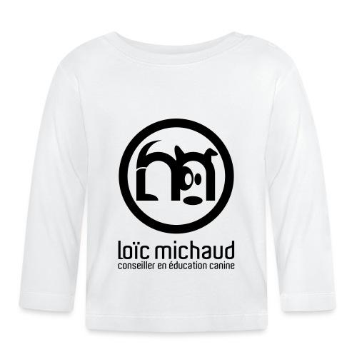 LOGO ROND TYPE 64 - T-shirt manches longues Bébé