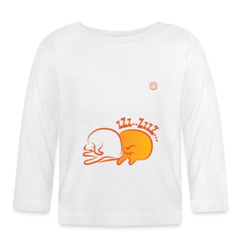 zzz 2 02 - Maglietta a manica lunga per bambini
