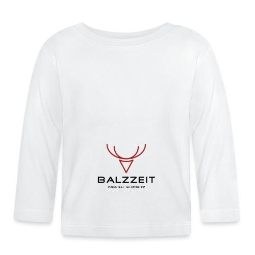WUIDBUZZ   Balzzeit   Männersache - Baby Langarmshirt