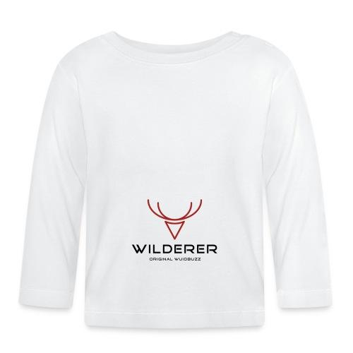 WUIDBUZZ | Wilderer | Männersache - Baby Langarmshirt