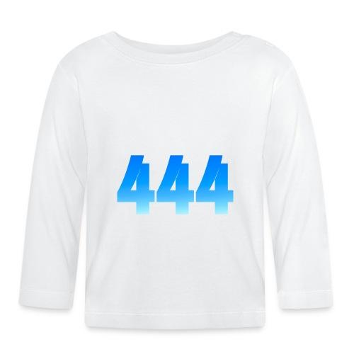 444 annonce que des Anges vous entourent. - T-shirt manches longues Bébé