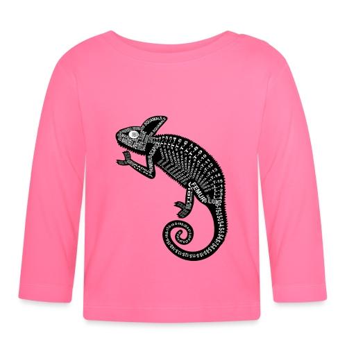 Chameleon Skeleton - T-shirt