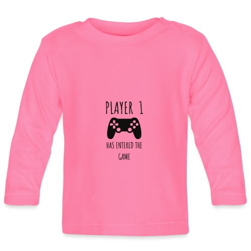 Player 1 - Baby Long Sleeve T-Shirt
