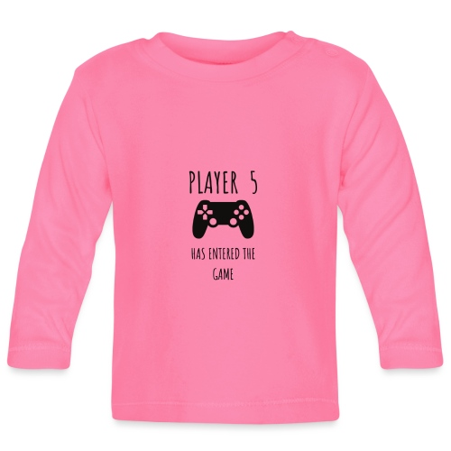 Player 5 - Baby Long Sleeve T-Shirt