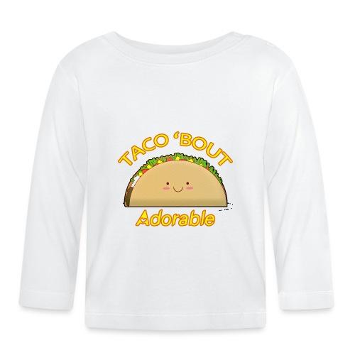 taco - Maglietta a manica lunga per bambini