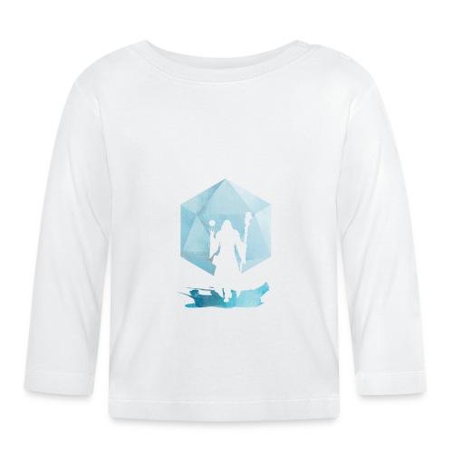 Mage légendaire - Donjons et Dragons d20 - T-shirt manches longues Bébé