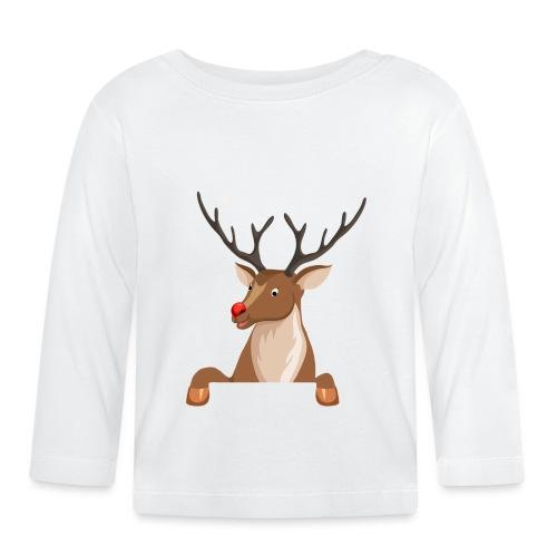 Caribou 6 - T-shirt manches longues Bébé