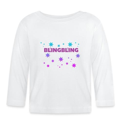 blingbling nixplemplem - Baby Langarmshirt