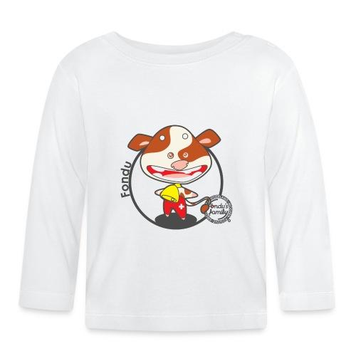FF FADE 01 - Baby Langarmshirt