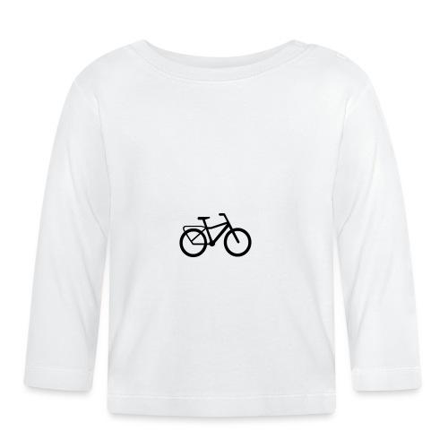 BCL Shirt Back White - Baby Long Sleeve T-Shirt