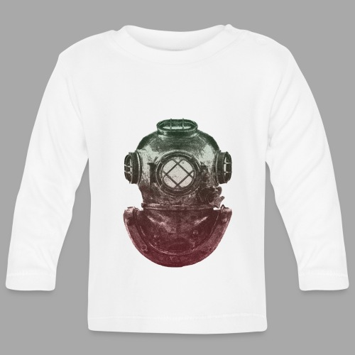 Diver - Vauvan pitkähihainen paita