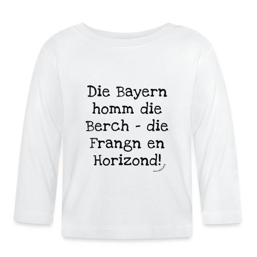 Horizond - Baby Langarmshirt