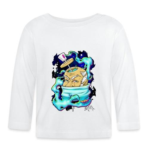 Spray Genius - Graffiti character design - T-shirt manches longues Bébé