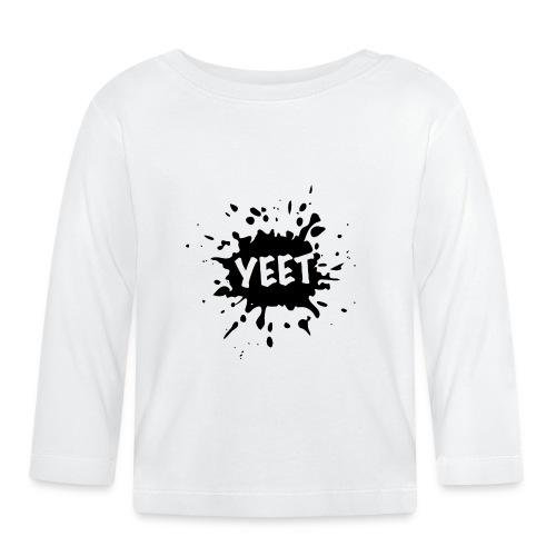 00361 Yeet splash - Camiseta manga larga bebé
