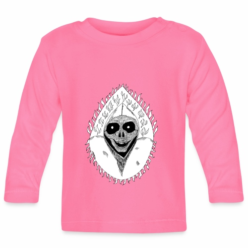 To Death - design first - T-shirt manches longues Bébé