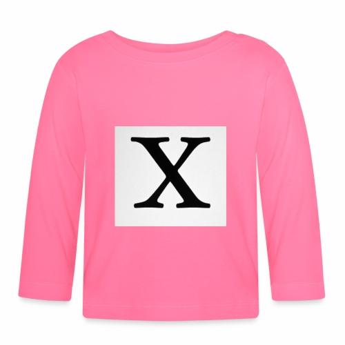 THE X - Baby Long Sleeve T-Shirt