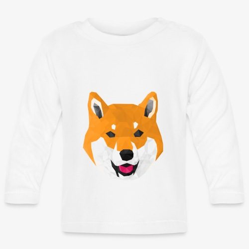 Shiba Dog - T-shirt manches longues Bébé