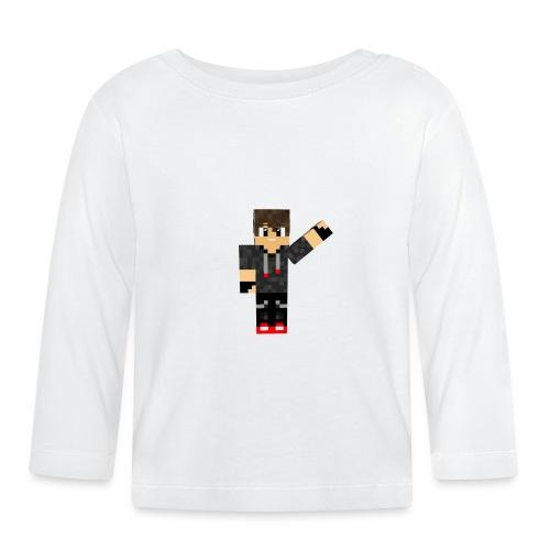 Peluche Con Schafi Skin - Baby Long Sleeve T-Shirt