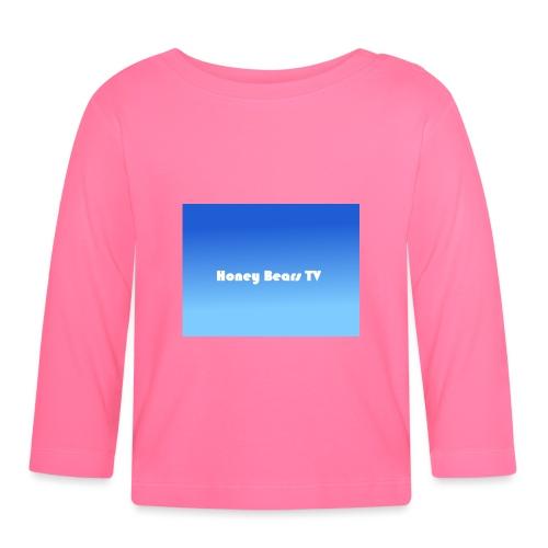 Honey Bears TV Merch - Baby Long Sleeve T-Shirt