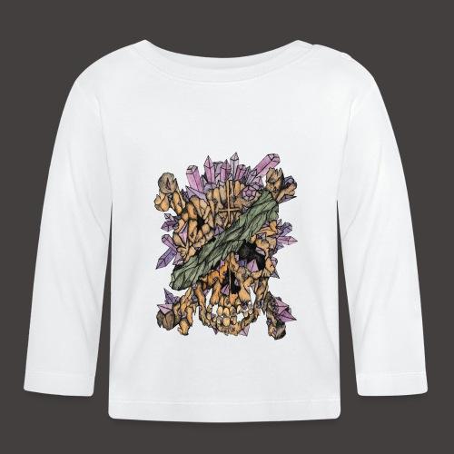 Crane de Pirate de Cristal Couleur - T-shirt manches longues Bébé