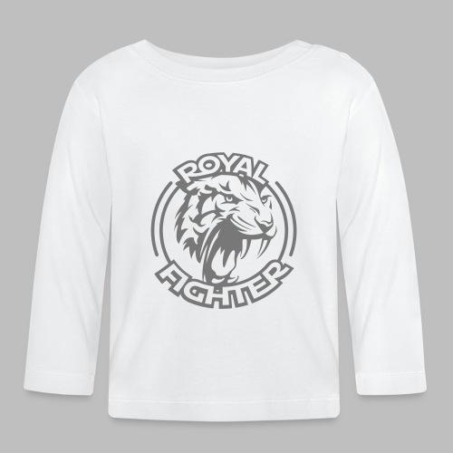 ROYAL FIGHTER einfarbig - Baby Langarmshirt