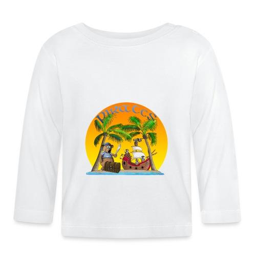Piraten - Schatz - Baby Langarmshirt