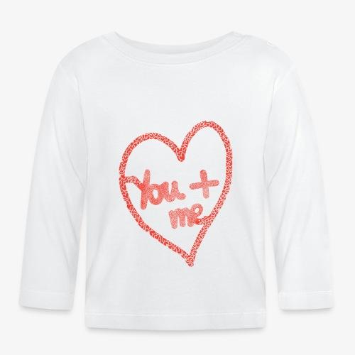 You and me - T-shirt manches longues Bébé