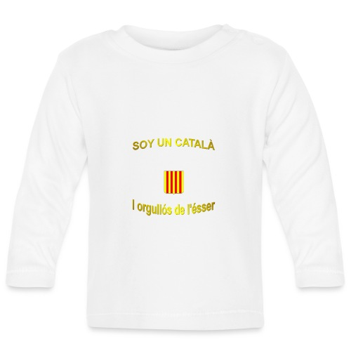 Sac à bandoulière BagBase - T-shirt manches longues Bébé