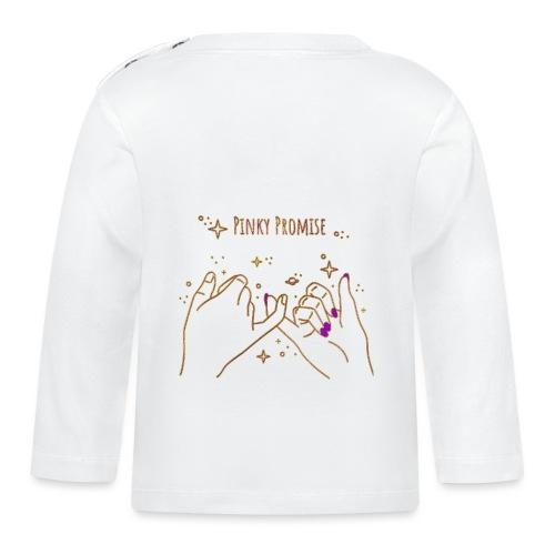 best friends - Långärmad T-shirt baby
