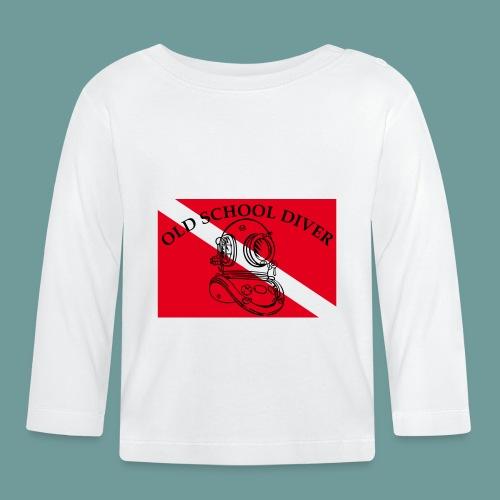 flag_osd_scaph - T-shirt manches longues Bébé