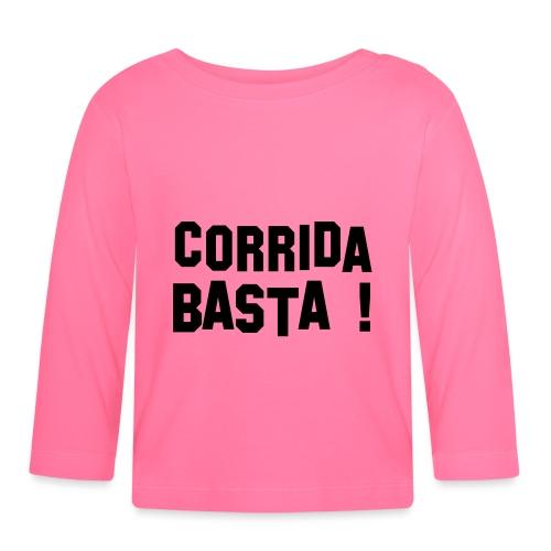 Anti-Corrida - T-shirt manches longues Bébé