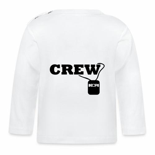 KON - Crew - Baby Langarmshirt