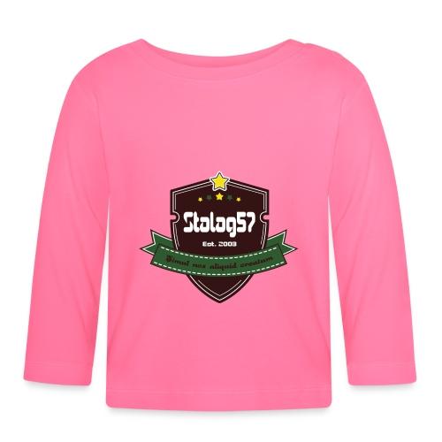 logo - T-shirt manches longues Bébé