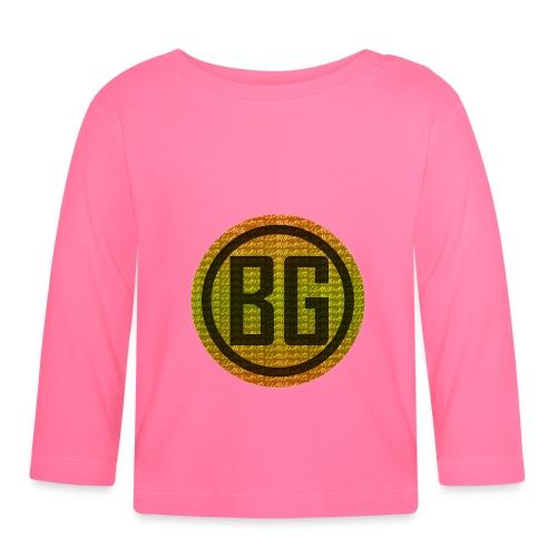 BeAsTz GAMING HOODIE - Baby Long Sleeve T-Shirt