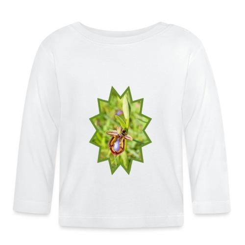 ORCHIDEES 1 - T-shirt manches longues Bébé