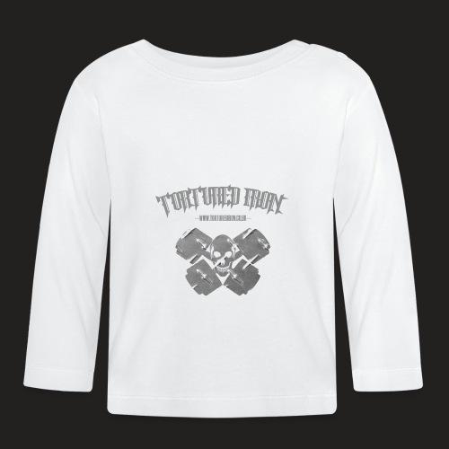 skull - Baby Long Sleeve T-Shirt