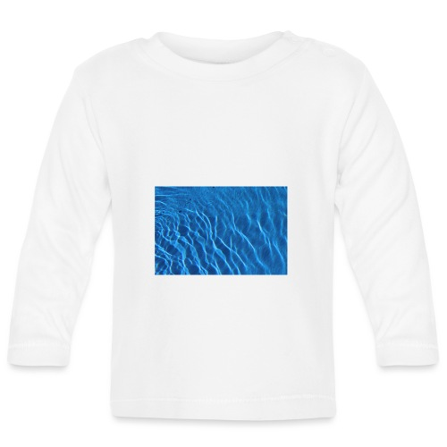 Water t shirt - Langarmet baby-T-skjorte