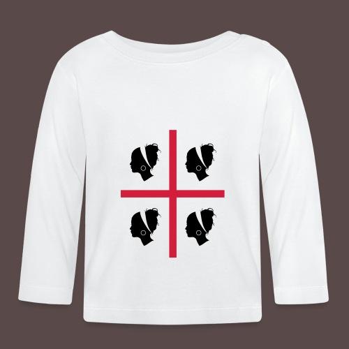 Sardegna, 4 More - Maglietta a manica lunga per bambini