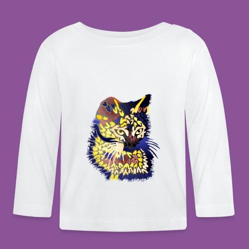 Katze 9 - Baby Langarmshirt