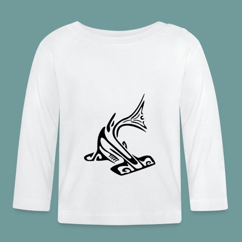 hammer_sharkmanta - T-shirt manches longues Bébé