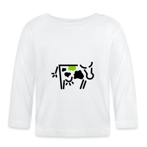 kuh vadis Logo - Baby Langarmshirt