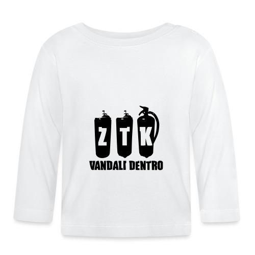 ZTK Vandali Dentro Morphing 1 - Baby Long Sleeve T-Shirt
