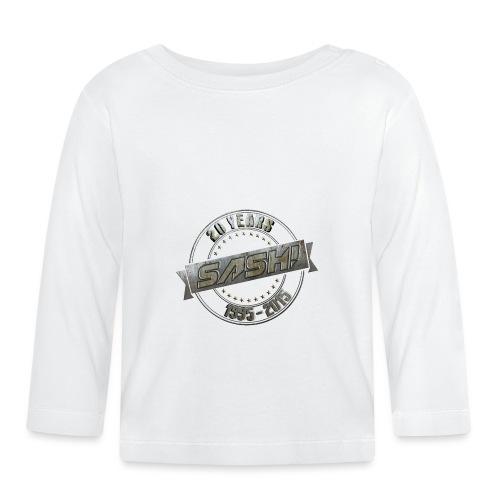 SASH! ***20 Years*** - Baby Long Sleeve T-Shirt