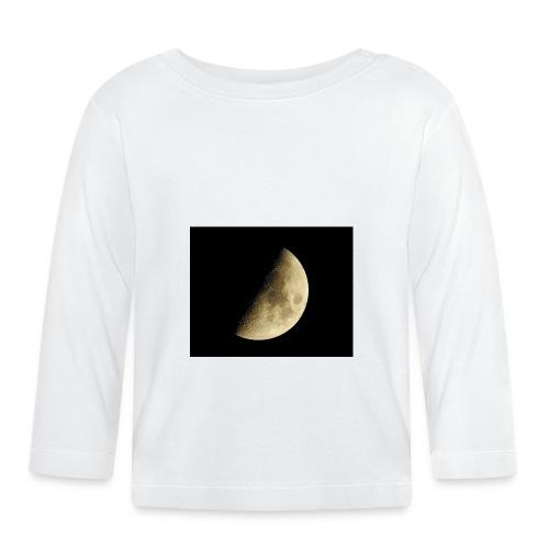 LUNA_3840X3072 - Maglietta a manica lunga per bambini