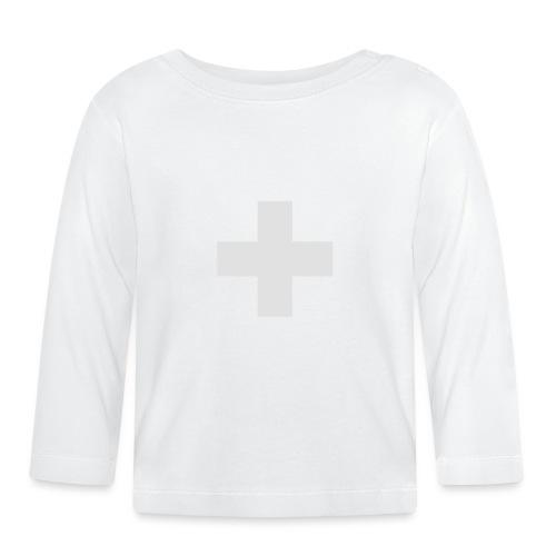 Kreuz - Baby Langarmshirt