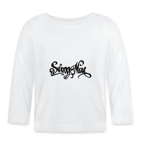 Swagg Man logo - T-shirt manches longues Bébé