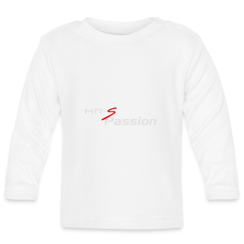 mrs passion - T-shirt manches longues Bébé