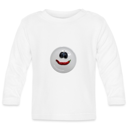 TIAN GREEN - Hot Smile - Baby Langarmshirt