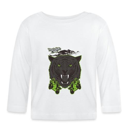 T-Shirt Bear Powershifter - Baby Langarmshirt